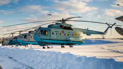 53 - Ukraine - Navy Mil Mi-14PL