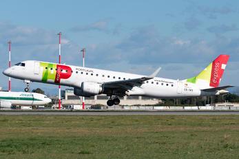 CS-TPT - TAP Express Embraer ERJ-190 (190-100)