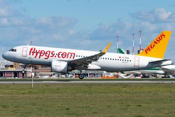 TC-NCM - Pegasus Airbus A320 NEO