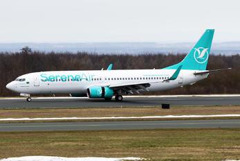 AP-BND - Serene Air Boeing 737-800