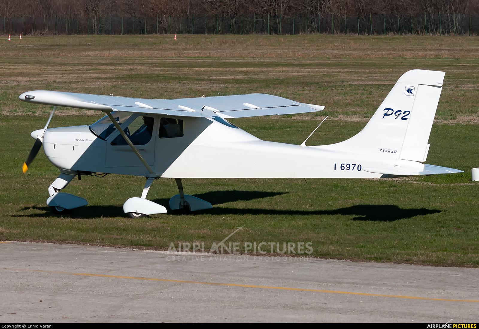 Private I-6970 aircraft at Thiene - Arturo Ferrarin