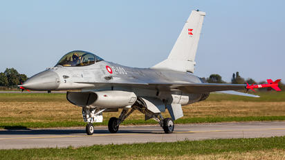 E-603 - Denmark - Air Force General Dynamics F-16A Fighting Falcon