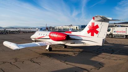 N31GJ - Private Learjet 36