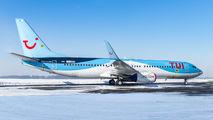 LZ-DAZ - TUI Airways Boeing 737-800 aircraft