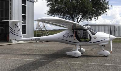 LV-S102 - Aeroatelier Pipistrel Alpha Trainer