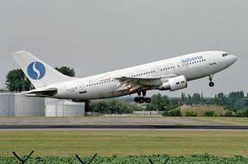 OO-SCB - Sabena Airbus A310