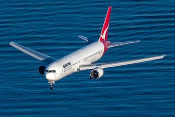 VH-OGU - QANTAS Boeing 767-300ER