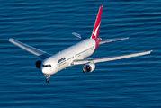 VH-OGU - QANTAS Boeing 767-300ER aircraft