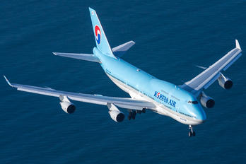 HL7473 - Korean Air Boeing 747-400