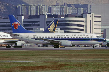 B-2527 - China Southern Airlines Boeing 737-300