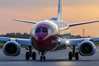 LN-NHA - Norwegian Air Shuttle Boeing 737-800
