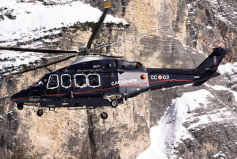 MM81967 - Italy - Carabinieri Agusta Westland AW139