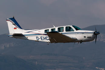 D-EHCW - Private Beechcraft 36 Bonanza