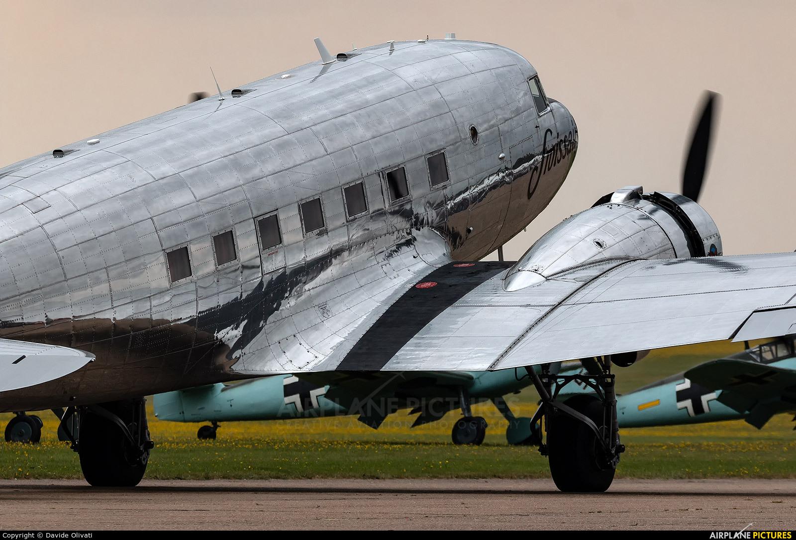 Mathys Aviation N431HM aircraft at Duxford