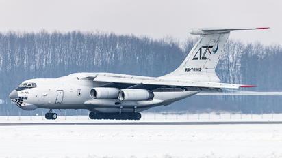 RA-76502 - Aviacon Zitotrans Ilyushin Il-76 (all models)