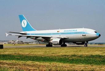 OO-SCC - Sabena Airbus A310