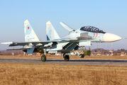 77 - Russia - Air Force Sukhoi Su-30SM aircraft