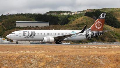 DQ-FJH - Fiji Airways Boeing 737-800