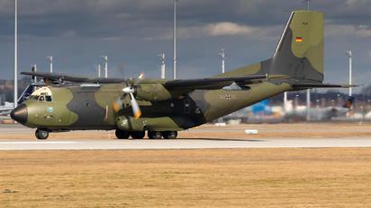 50+36 - Germany - Air Force Transall C-160D