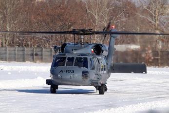 SN-72XP - Poland - Police Sikorsky S-70I Blackhawk