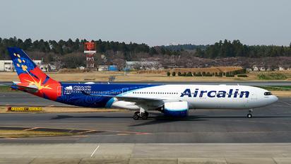 F-ONET - Aircalin Airbus A330-900