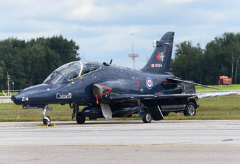 155214 - Canada - Air Force British Aerospace CT-155 Hawk