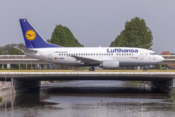 D-ABIC - Lufthansa Boeing 737-500
