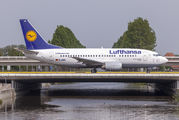 D-ABIC - Lufthansa Boeing 737-500 aircraft