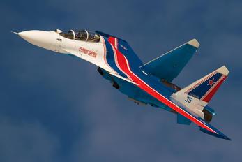 35 - Russia - Aerospace Forces Sukhoi Su-30SM
