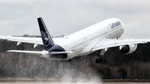 D-AIXP - Lufthansa Airbus A350-900 aircraft
