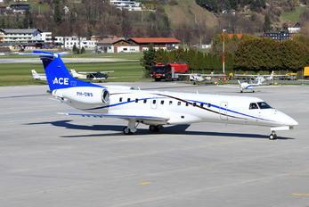 PH-DWS - JetNetherlands Embraer EMB-135BJ Legacy 600