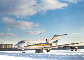 UR-XYZ - Constanta Airlines Yakovlev Yak-40