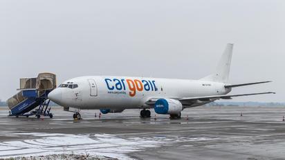 LZ-CGY - Cargo Air Boeing 737-400