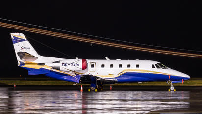 OK-XLS - Silesia Air Cessna 560XL Citation XLS