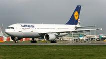 D-AIAI - Lufthansa Airbus A300 aircraft