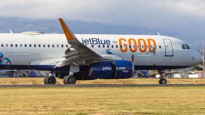 N809JB - JetBlue Airways Airbus A320