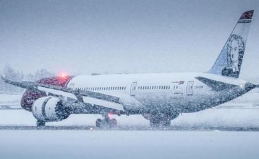 LN-LNV - Norwegian Long Haul Boeing 787-9 Dreamliner