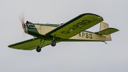 G-APBO - Private Druine D.5 Turbi