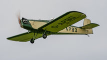 G-APBO - Private Druine D.5 Turbi aircraft