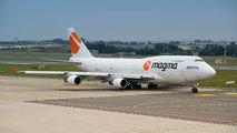 TF-AMI - Magma Aviation Boeing 747-400BCF, SF, BDSF aircraft