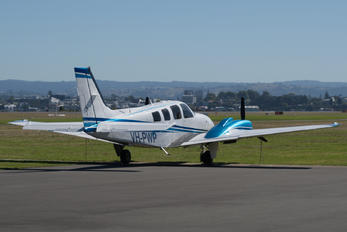 VH-PWP - Private Beechcraft 58 Baron