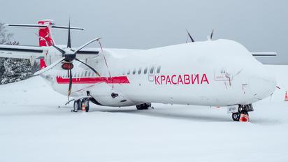 RA-67611 - KrasAvia ATR 72 (all models)