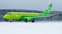 VQ-BYC - S7 Airlines Embraer ERJ-170 (170-100) aircraft