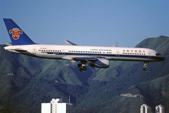 B-2804 - China Southern Airlines Boeing 757-200