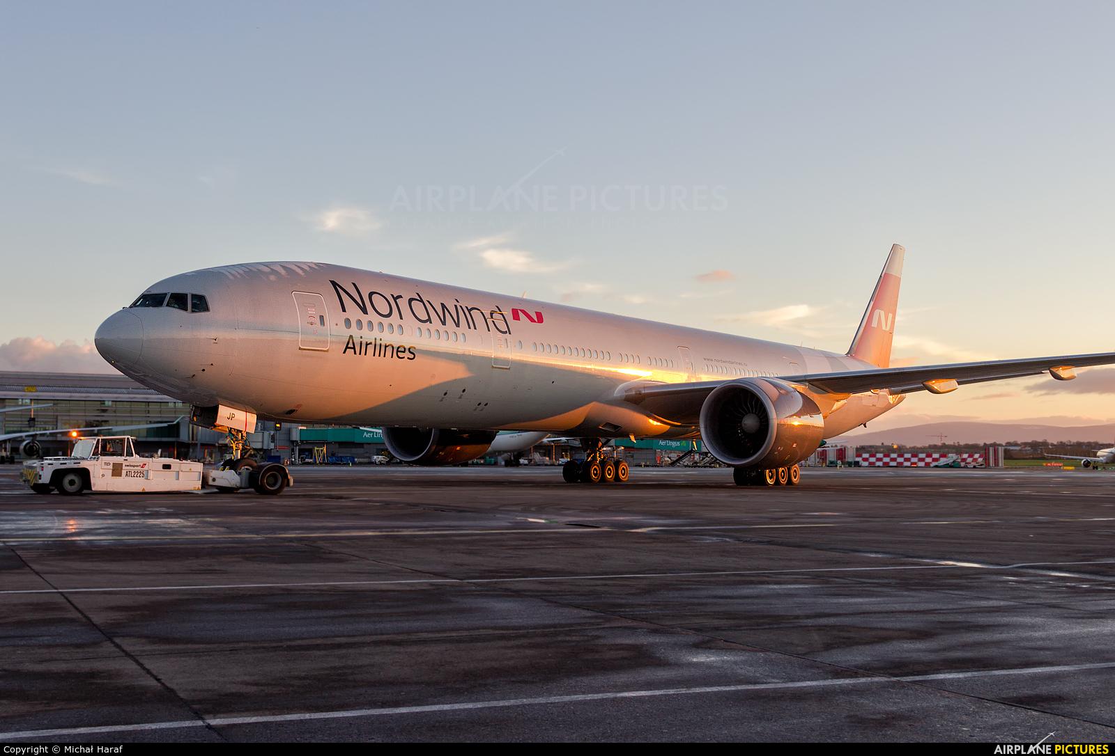 Aeroflot VP-BIP aircraft at Dublin