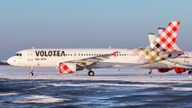 VQ-BAY - Volotea Airlines Airbus A320 aircraft