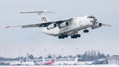 RA-76502 - Aviacon Zitotrans Ilyushin Il-76 (all models)