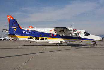 D-CAAL - Arcus Air Dornier Do.228
