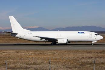 F-GZTT - ASL Airlines Boeing 737-400