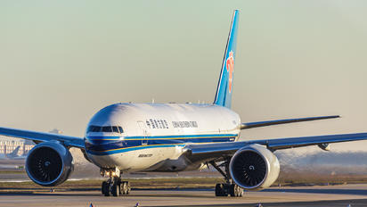 B-20EN - China Southern Cargo Boeing 777F